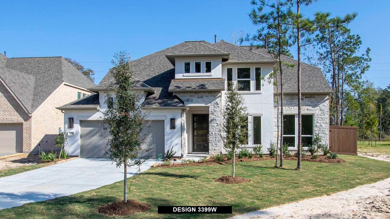 Move In Ready New Home In The Groves 60' Community
