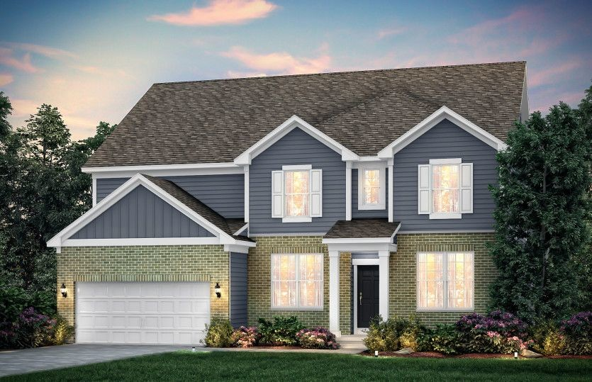 Move In Ready New Home In Eastfield Community