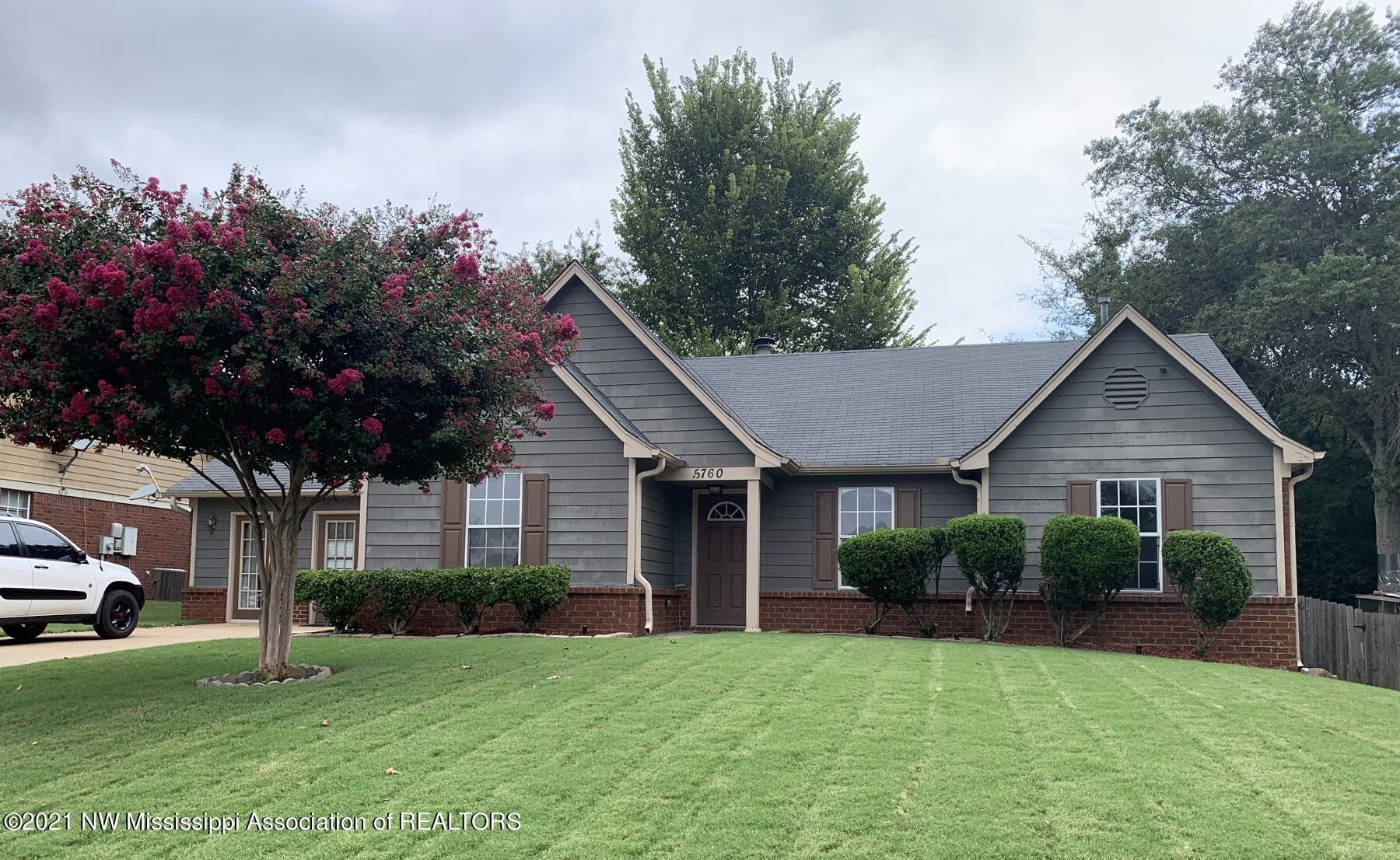 Updated 4-Bedroom House In Horn Lake