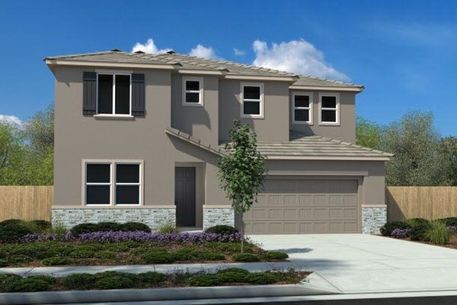 Move In Ready New Home In The Pointe @ Stonecreek Community