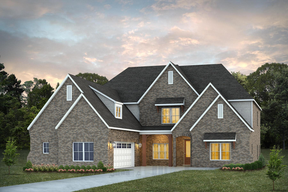 Move In Ready New Home In Glennbrooke Community