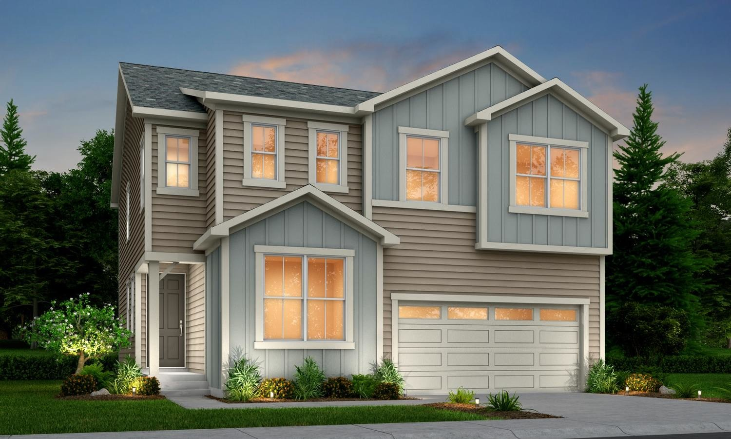 Move In Ready New Home In The Trails at Aspen Ridge Community