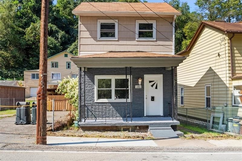 Renovated 2-Bedroom House In Munhall