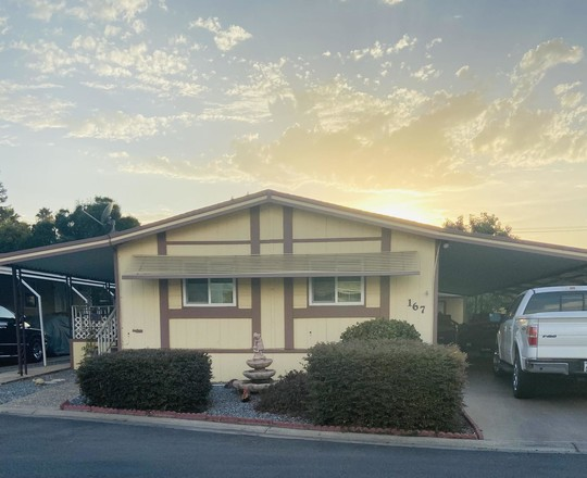 1152 SqFt Mobile Home In Colonial Community Homes