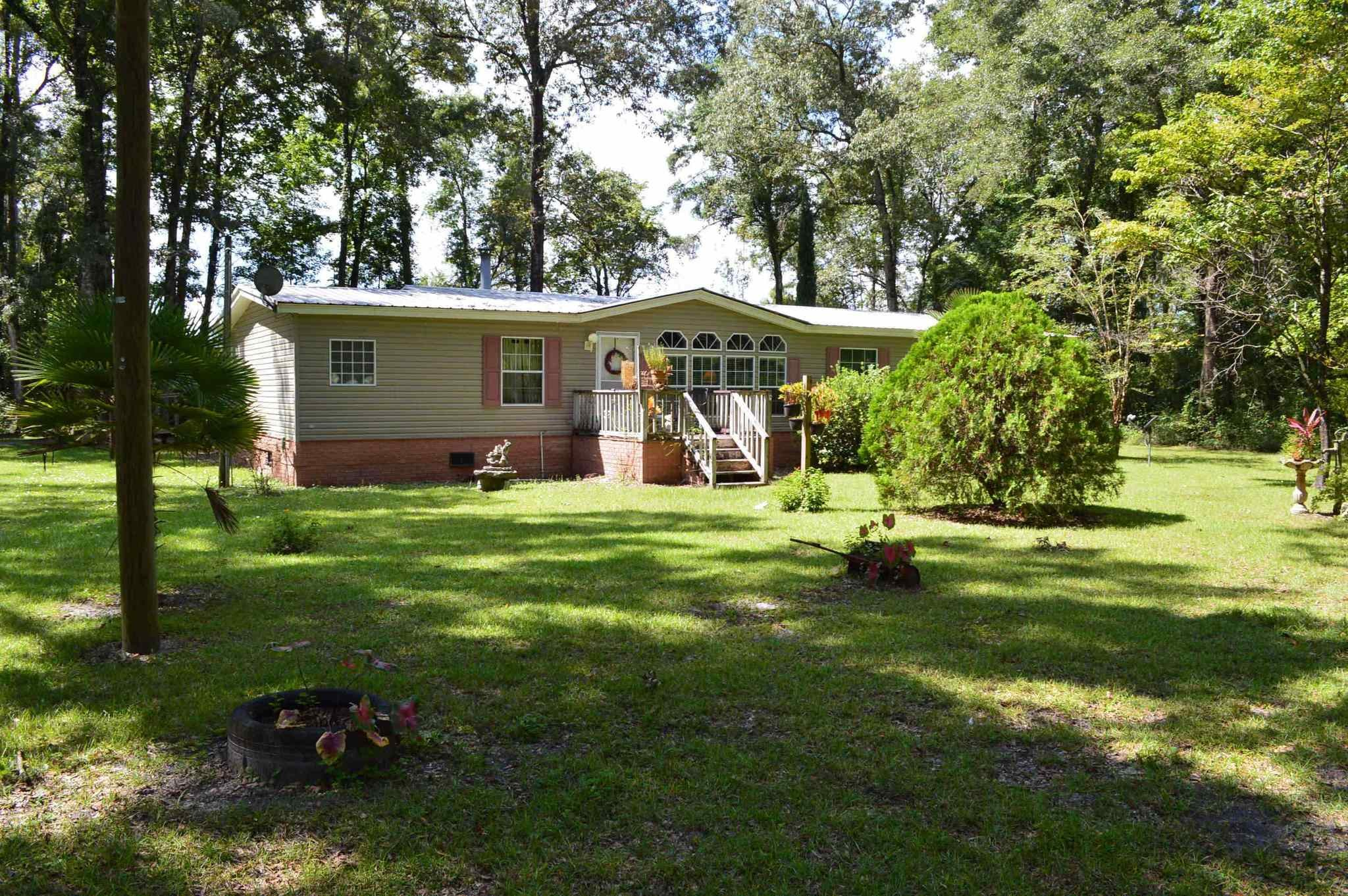 2538 SqFt Mobile Home In Wakulla Forest