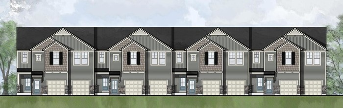 Move In Ready New Home In Arcadia - Vineyards Condos Community