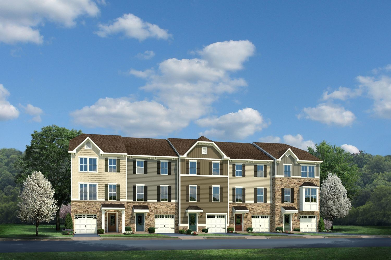 Move In Ready New Home In The Village at Riverside Community