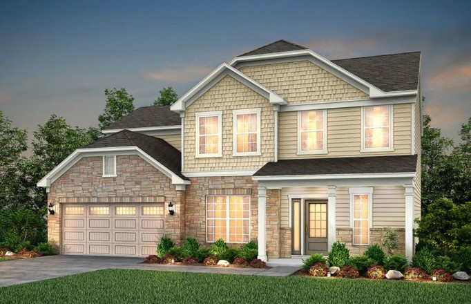 Move In Ready New Home In Southstone Community