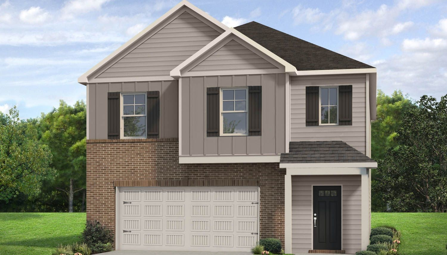 Move In Ready New Home In Village at Waterford Community