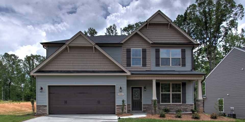 Ready To Build Home In Saddlebrook Community