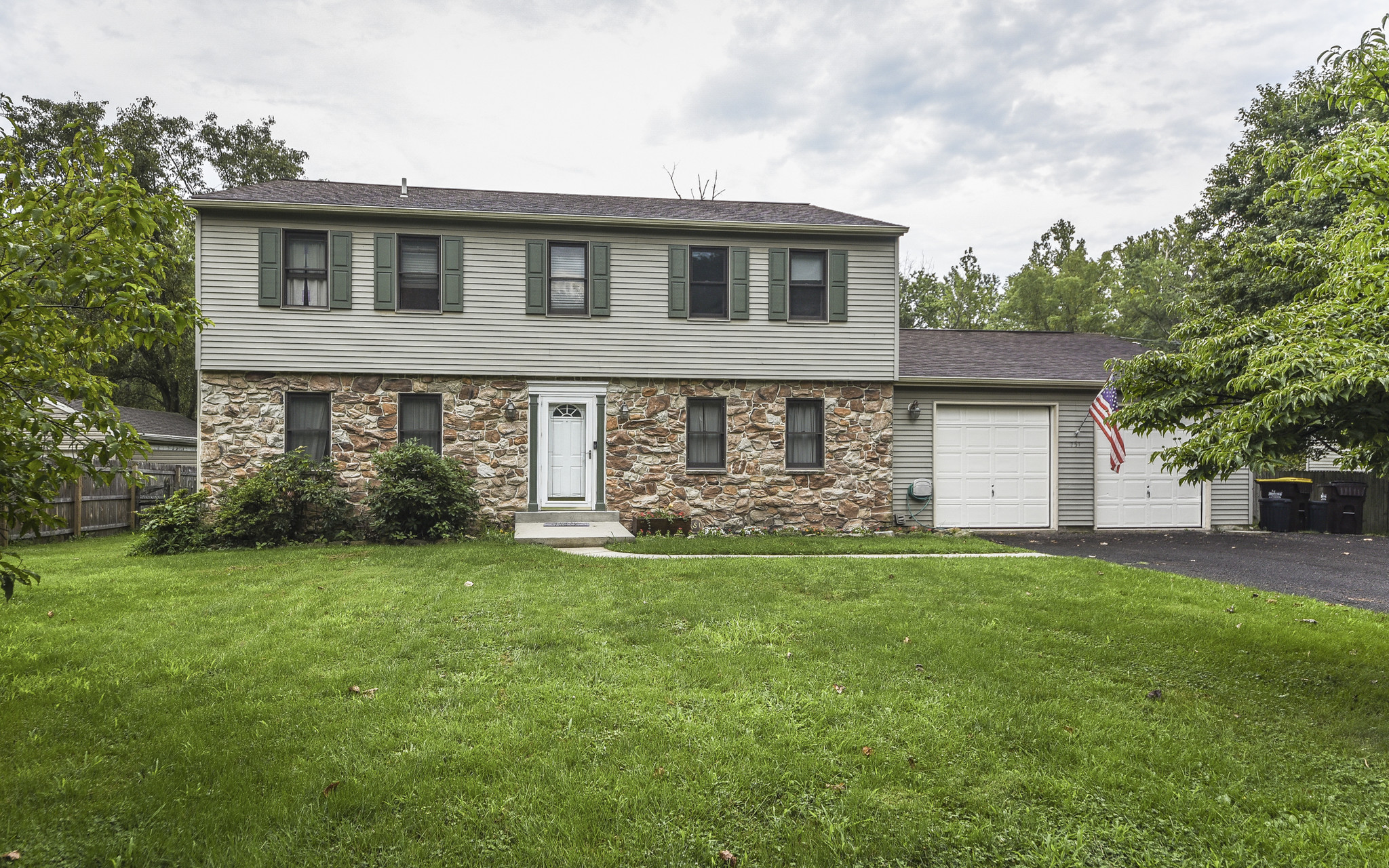 Updated 4-Bedroom House In Neshaminy Valley Home Bungalow Sites
