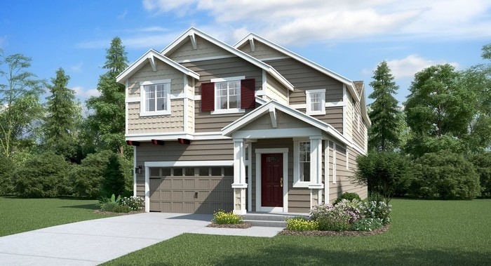 Ready To Build Home In Montevallo Community