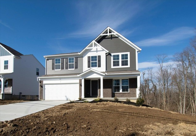 Move In Ready New Home In Greens of Glenhurst Community