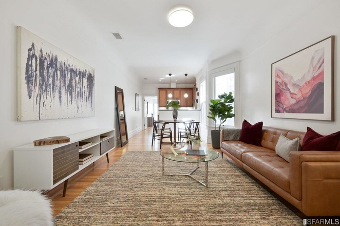 Updated 2-Bedroom Condo In Mission District