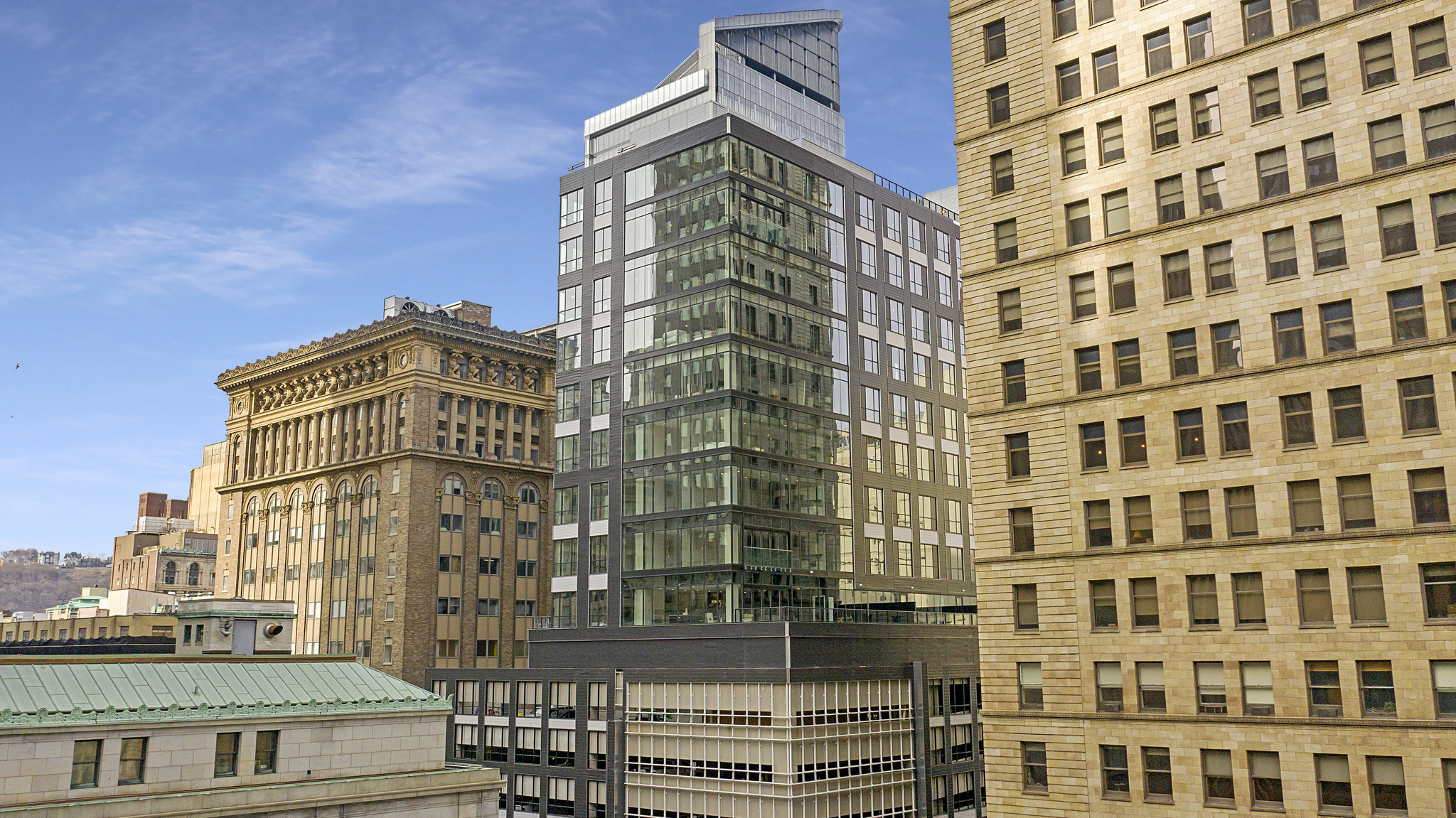 1-Story Condo In Downtown Pittsburgh