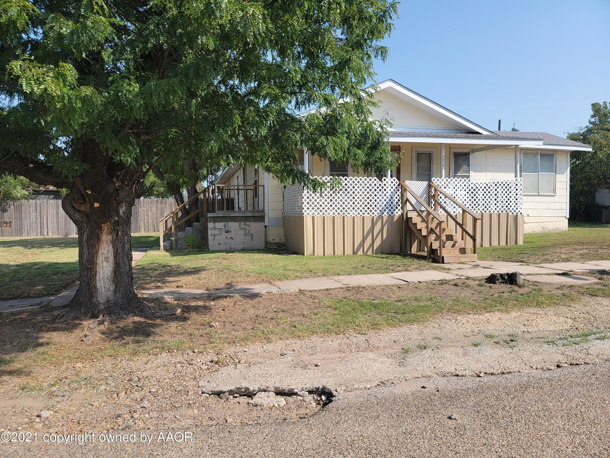 Updated 4-Bedroom House In Borger