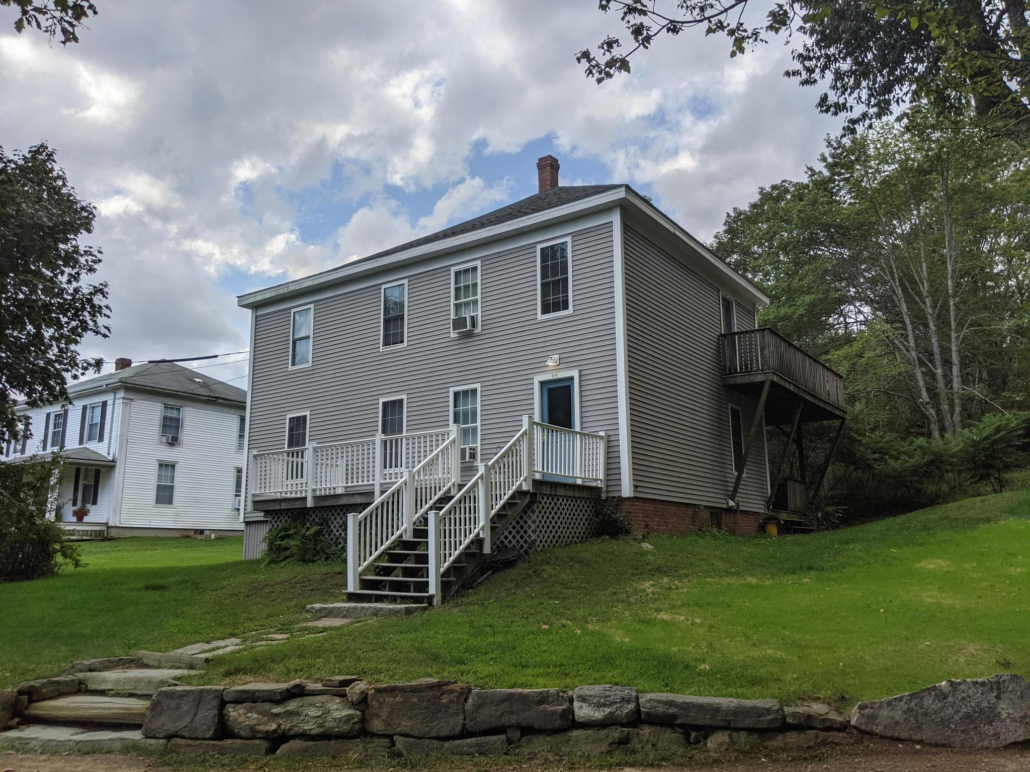 Multi-Family Home In Boothbay Harbor