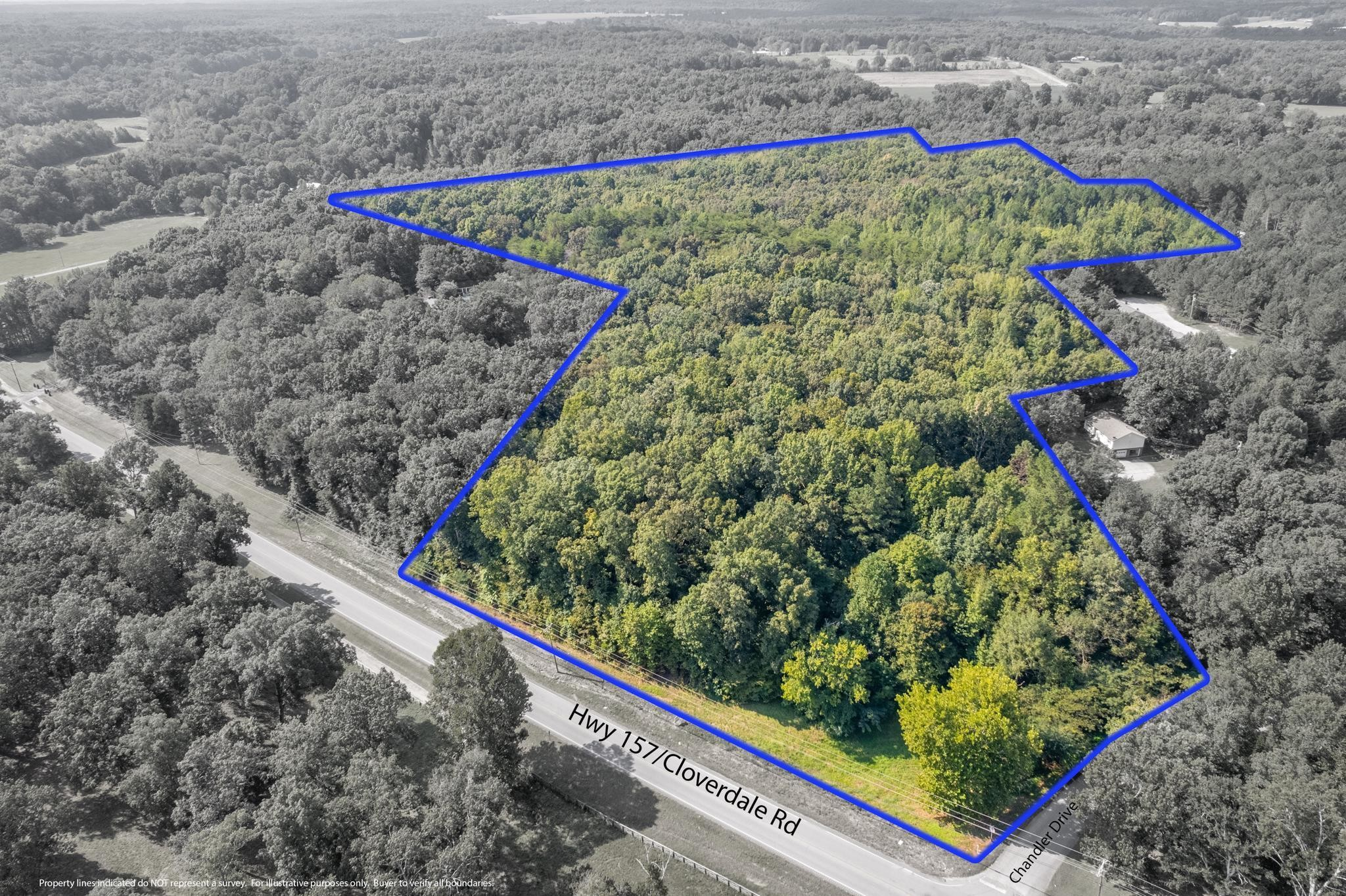 Lot In Cloverdale Heights