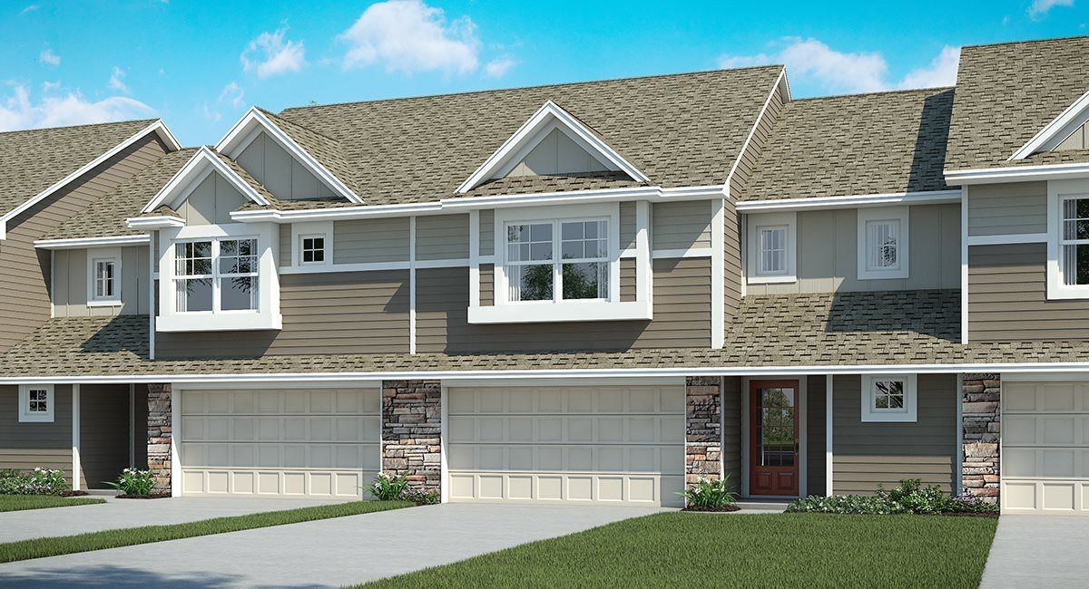 Move In Ready New Home In Watermark - Colonial Patriot Collection Community