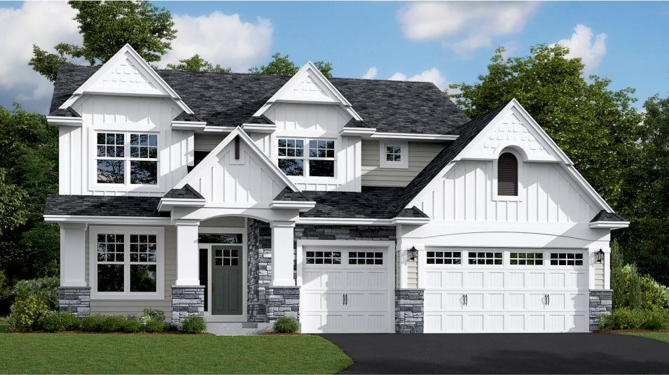 Move In Ready New Home In Watermark - Landmark Collection Community