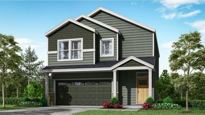 Move In Ready New Home In Gales Creek Terrace - The Cascade Collection Community