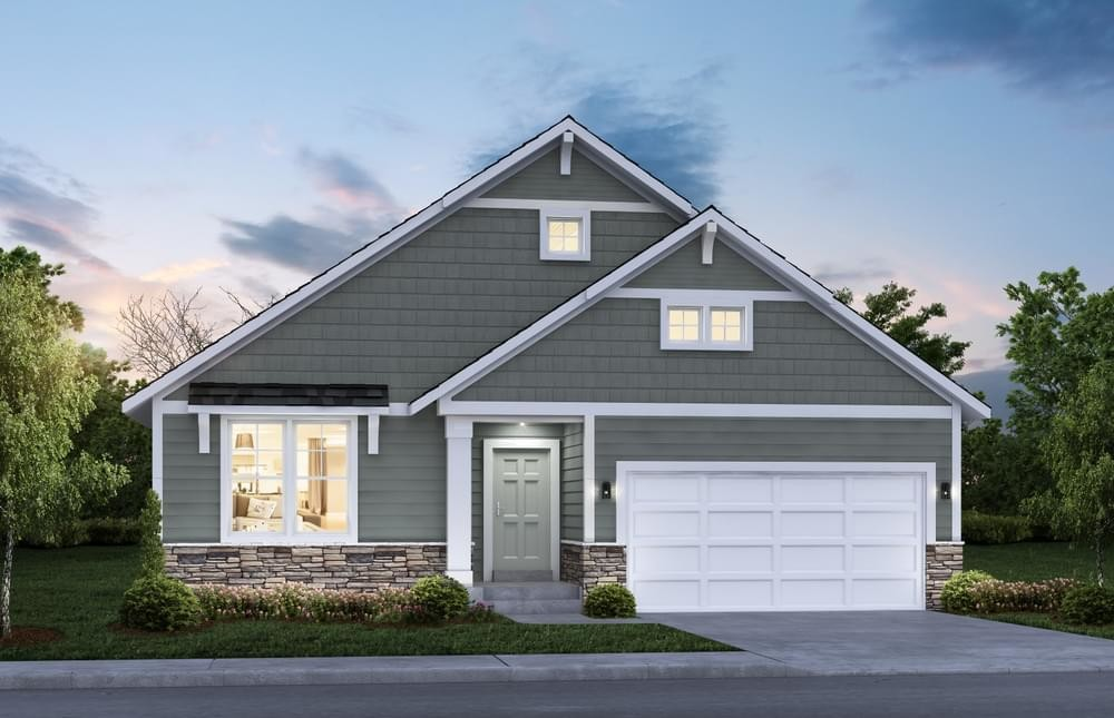 Move In Ready New Home In Boulder Ponds Community