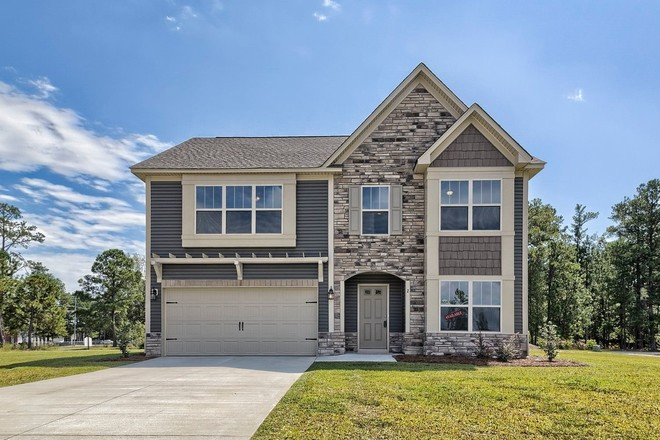 Move In Ready New Home In Autumn Woods West Community