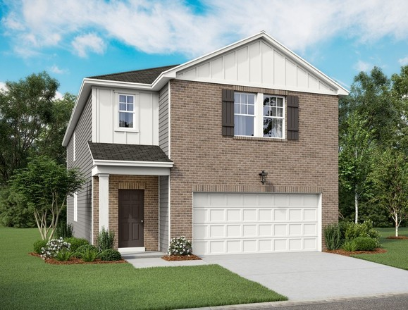 Move In Ready New Home In Meridian Community