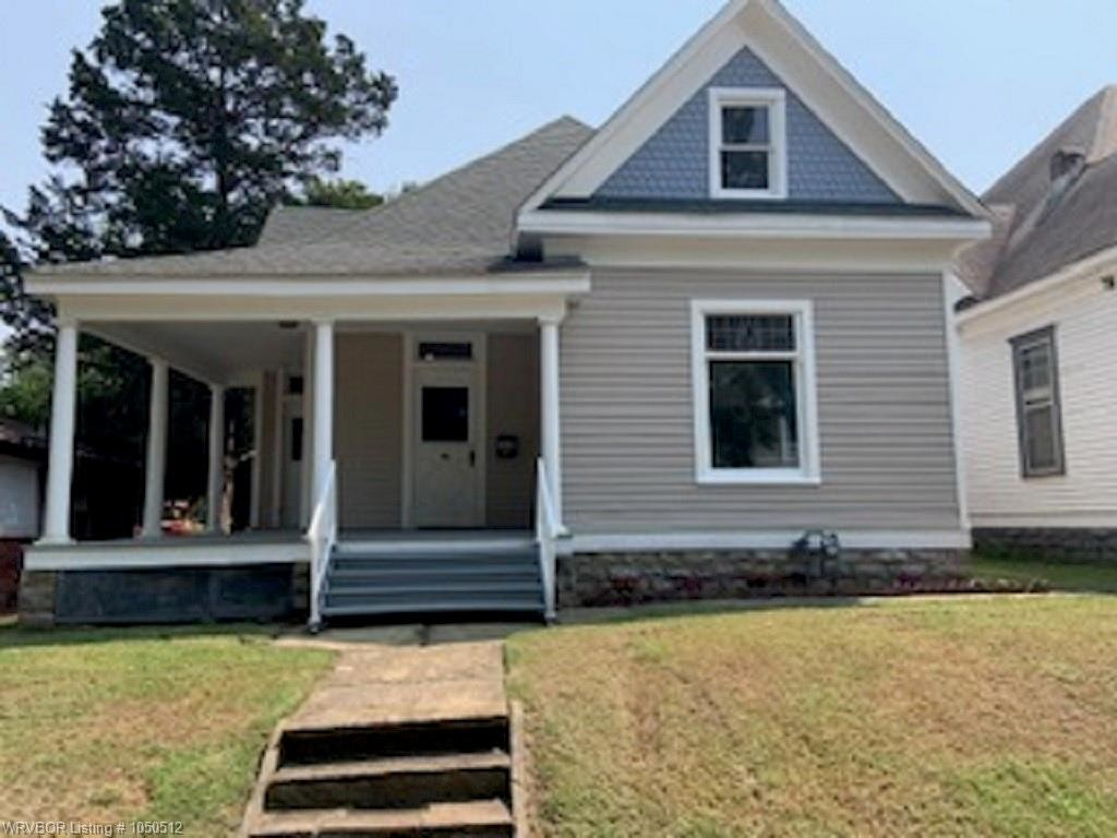 Updated 2-Bedroom House In Downtown Fort Smith