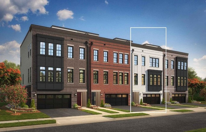 Move In Ready New Home In Regency at Belmont Community