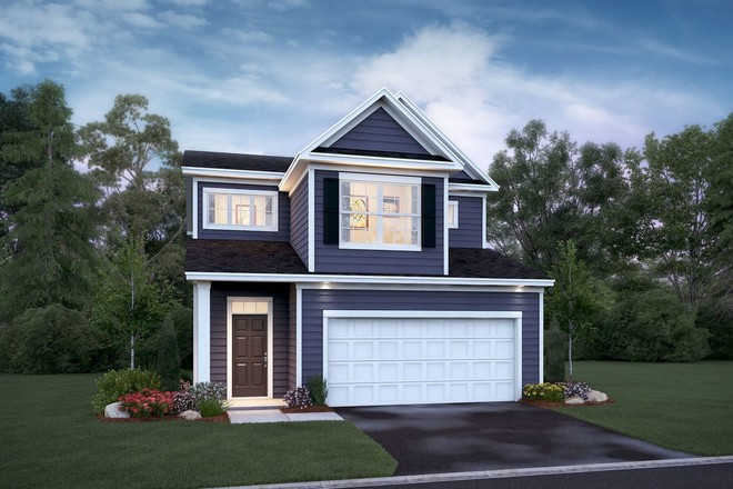 Move In Ready New Home In North Creek Community
