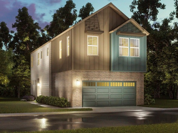 Move In Ready New Home In Easton Park Community