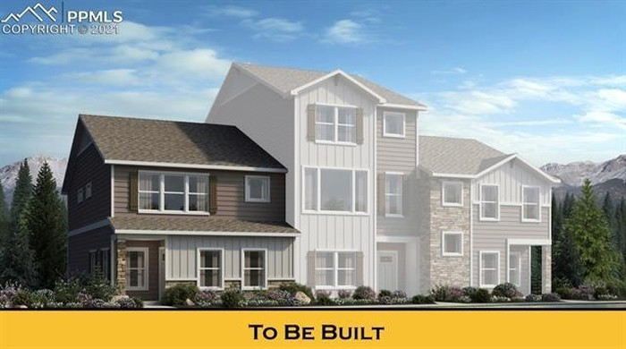 Move In Ready New Home In The Townes at Cumbre Vista Community
