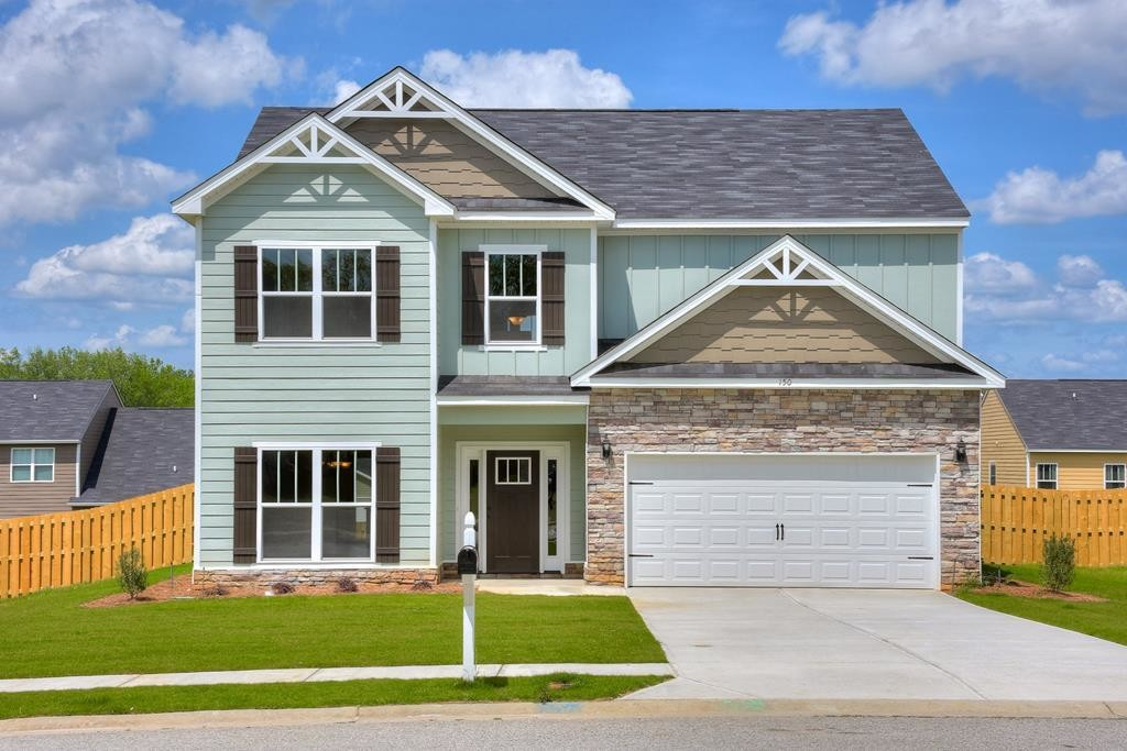 Luxurious 5-Bedroom House In North Augusta