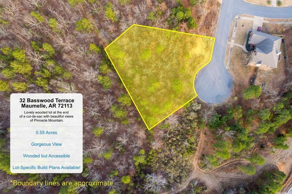 Lot In Maumelle
