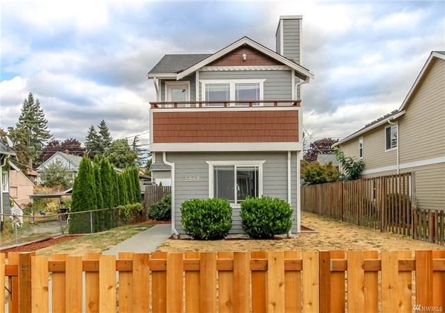 1499 SqFt House In Central Tacoma