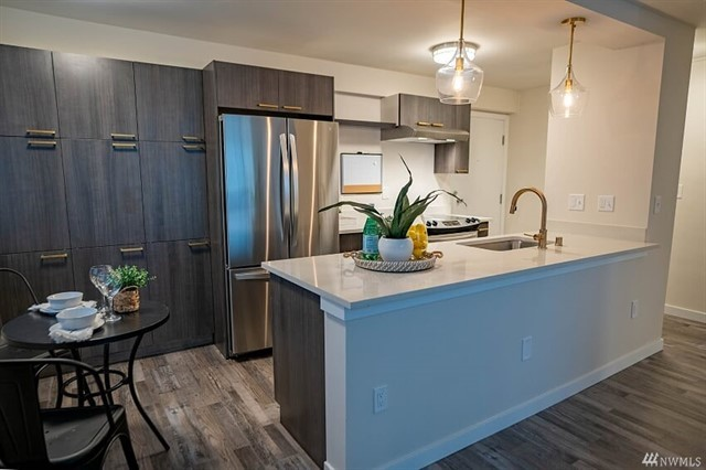 Remodeled 1-Bedroom House In First Hill