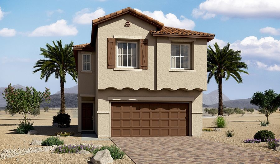 Move In Ready New Home In Cortland at Sedona Ranch Community