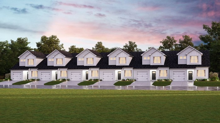 Move In Ready New Home In The Pines Villas Community