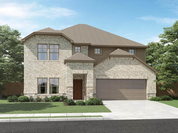 Move In Ready New Home In Arcadia Ridge - Classic Series Community