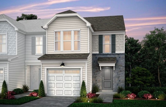 Move In Ready New Home In The Avenue at White Oak Community