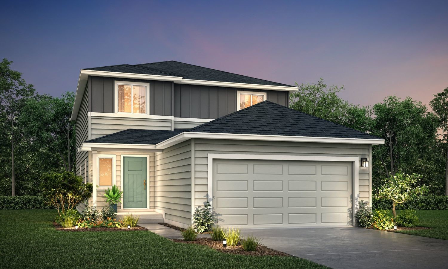 Move In Ready New Home In Preserve at Tumwater Place Community