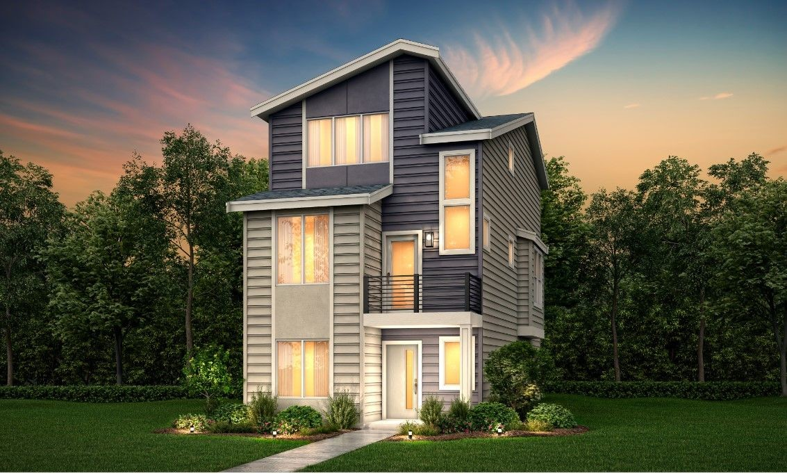 Move In Ready New Home In Creekside Meadows Community