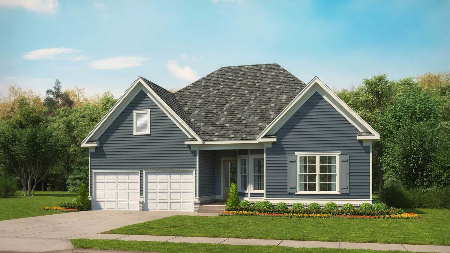 Move In Ready New Home In Edgewater Community