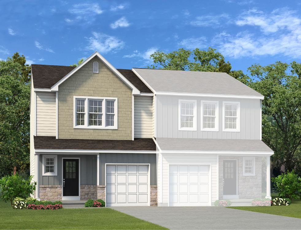 Move In Ready New Home In Hillcrest Estates at Mountain Top Community