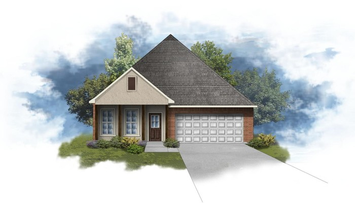 Ready To Build Home In Cane's Landing Community