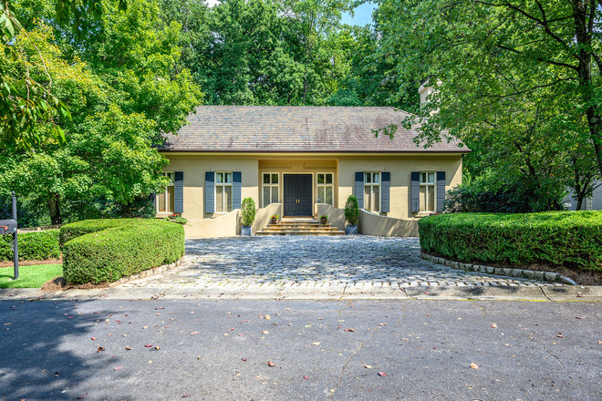 3530 SqFt House In Peachtree Heights West