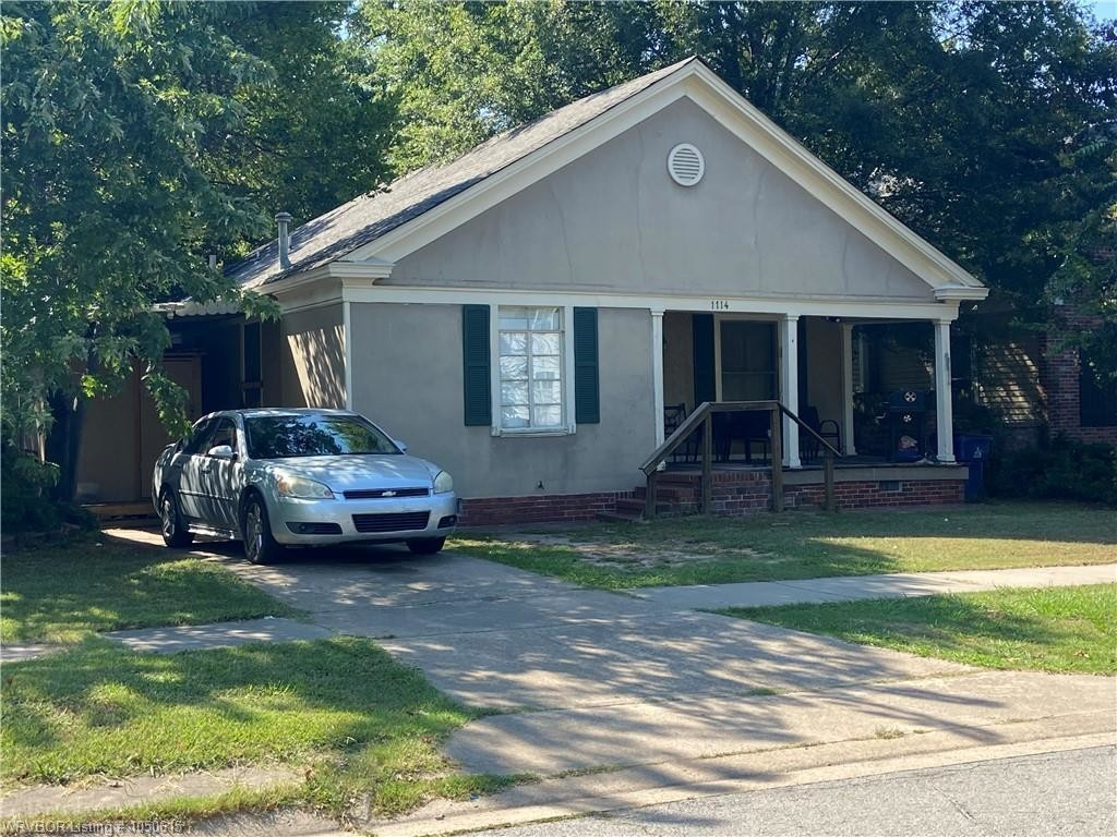 1492 SqFt House In Fort Smith Southside