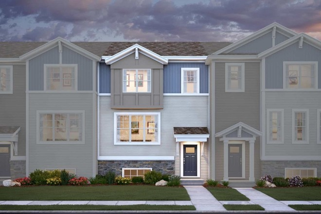 Move In Ready New Home In Gateway at McKnight Community