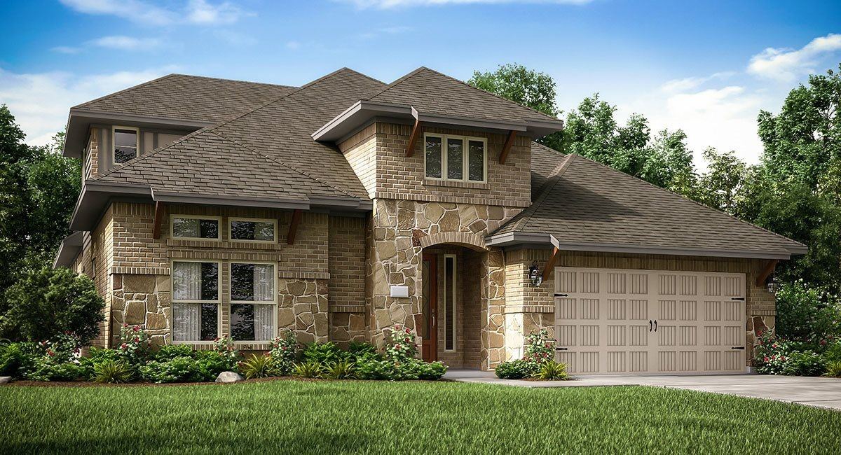 Move In Ready New Home In The Groves - Cambridge & Icon Collections Community